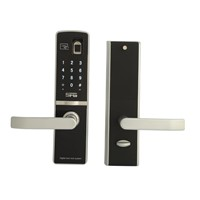 S370 Stylish Biometric Fingerprint and RFID card Door Lock with Deadbolt