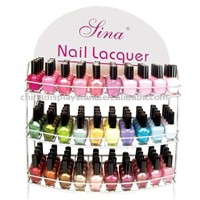 With RoHs Certification Hign Quanlity Acrylic nail polish display