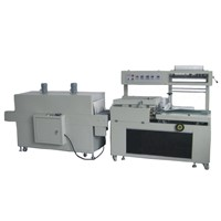 Automatic Sealing, Cutting and Shrinking Integrated Machine