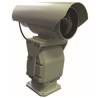 Long Range PTZ Thermal Imaging Camera