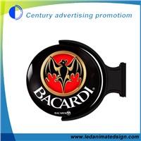 Advertising LED Rotating Light Box