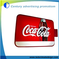 LED Illuminated Plastic Light Box