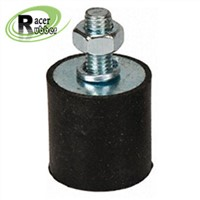 customed Anti-vibration rubber absorber for auto parts
