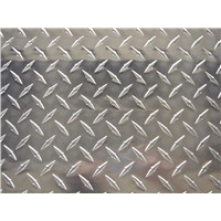 pointer pattern aluminum checker plate for antislip