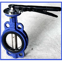 Cast Iron / Ductile Iron A Type Butterfly Valve