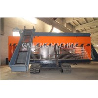 Tiger stone type road brick paving machine GF-3.5