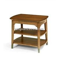 Wooden/Veneer Accent Table