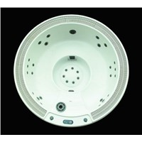 Round massage SPA Hot Tub (A645) with cupc certified
