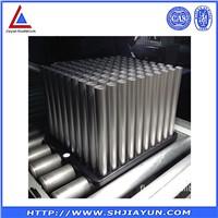 6063 T5 anodized aluminum pipe from Jiayun Aluminium