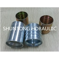 Ferrule for SAE 100r1AT/SAE 100R2AT /Hydraulic Fitting