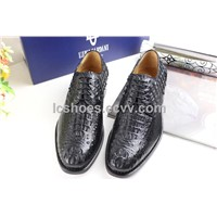 Luigi Cardani Order shoes,Goodyear hand made shoes, crocodile shoes