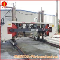 RFX MJ3709 Horizontal hard wood sawing band saw
