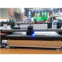 2.5m*1.3m UV Flatbed Printer UV Printing Machine for Rigid Material