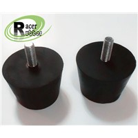 cylindrical anti vibration rubber mount;
