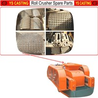 roller crusher spares/roller crusher spare parts/roller crusher parts