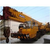 used kato crane NK450E used crane 45ton