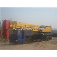 used tadano 200ton crane truck crane 200ton