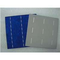 Multi Solar Cell Photovoltaic Cell  6X6 inch 3BB/2BB