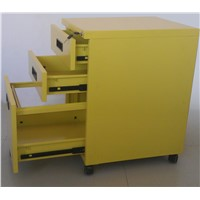 Chinese Manufacturer Yellow Steel Tool Box Cabinet