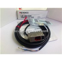 Low price to sell laser Sensor  with amplifier,KEYENCE LR-ZB100N