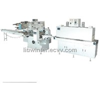 Frozen Seafood Shrink Packing Machine