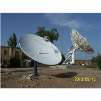 4.5 meter satellite tv antenna