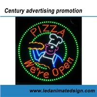 Indoor Decoration LED Illuminated Sign