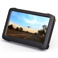 Latest 5-Inch HD FPV Monitor Portable Wireless Mini DVR Receiver, Wireless Receiver