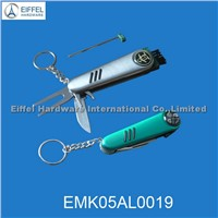 Multi tool for golf ,handle color can be customized (EMK05AL0019)