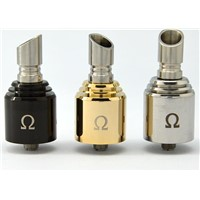 2014 Hot sales stainless steel rebuildable dripping atomizer omega atomizer