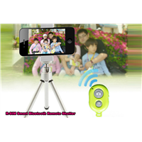 Wireless Monopod Bluetooth Shutter for iPhone/Samsung
