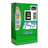 Wall Mounted Coin Operated Vending Machine for Comdom Tissue Cigar ,Oem Order Welcomed
