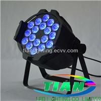 CE Approved 18*10W RGBW 3in1 LED PAR light / LED Spot / LED Projector / stage Light (PAR-T1803)