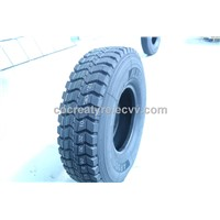 Super heavy overload type truck tires from Shandong Cocrea Tire Co.,