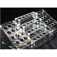 nail gel exhibition display shelf acrylic display stand for nail polish 30 patterns option