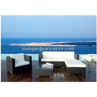 Outdoor Furniture Outdoor Rattan Furniture Rattan Sofa