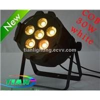 6*30W White(Warm white) LED PAR / LED Spot / LED Projector (PAR-T601COB)