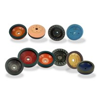 high quality resin grinding wheels for glass beveling machine