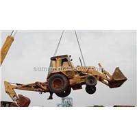 used  backhoe loader catepiller 426