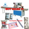 Packaging machine for mirror/sanitary bag/razor/sewing kit/shoehorn/shoe sponge packaging machine
