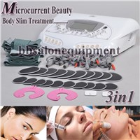Microcurrent Body Shaper Firm Tone Fitness Face & Body Tighten Slim Lift Beauty Equipment!