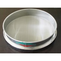 Stainless steel mesh for test sieve