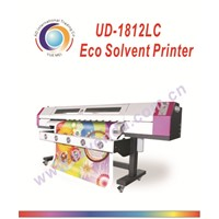 Hot sale!Eco solvent printer with epson printhead! Water based printer machine
