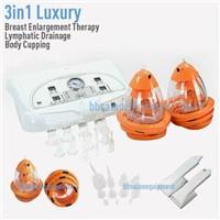 Breast Enlargement Vacuum Body Shaping Cellulite Suction Breast Care  Body Slim Salon Equipment!
