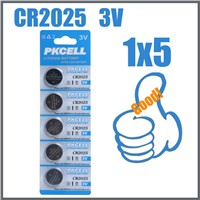 CR2025 button cell 3v normal voltage for kids toys