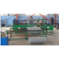 Chain Fence Full Automatic Machine