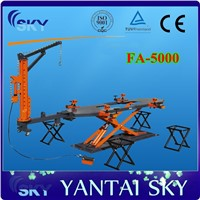 Sky Machinery CE Certified Euro Car Bench / Frame Machine