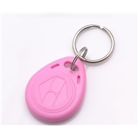 PVC 125KHz / 13.56MHz / 860-915MHz RFID Key Fob /Ultralight Smart Card