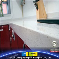 GIGA kitchen worktop quartz counter tops
