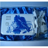 Chinese traditional style power charger bank